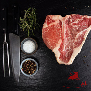 Dry Aged PorterHouse Steak